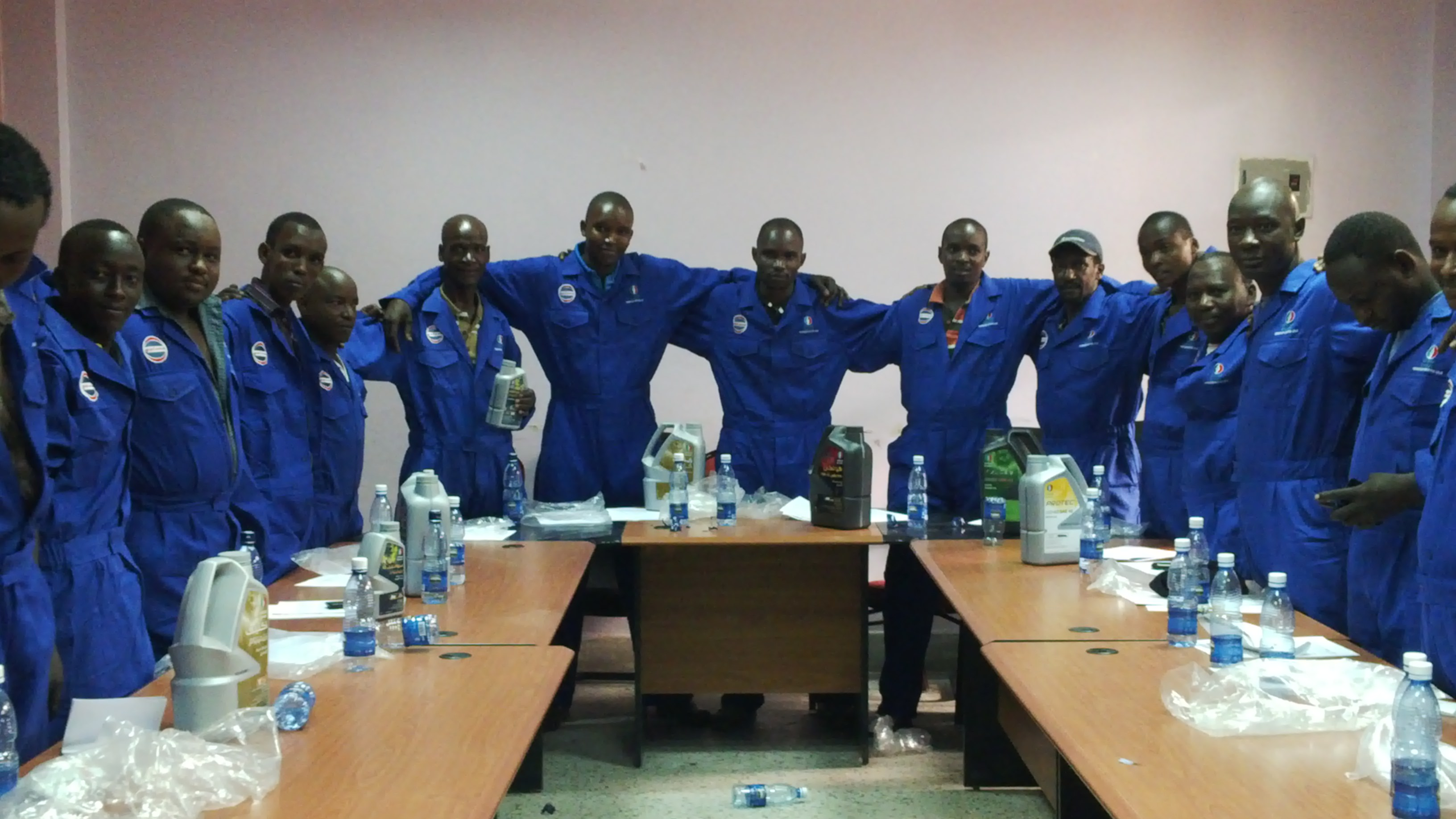 Enoc Lubricants Training